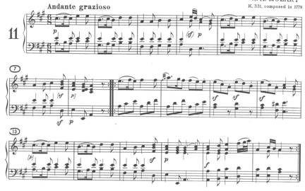 mozart piano sonata 11 analysis essay